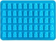 50 stampi in silicone per caramelle, stampo in