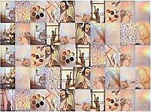 50PCS 1 Set Immagine Estetica Per Collage Da