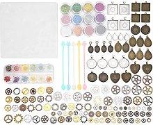 56 pezzi stampi per colata di gioielli, stampi in