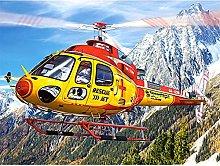 5D DIY Diamond Painting Kit Elicottero Pieno