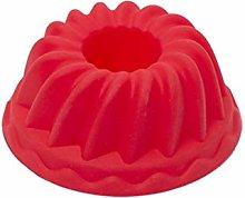 5pc 3D Big Swirl Shabl Silicone Burro di Silicone