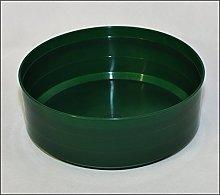 6 Ciotola Fantasy Verde Diametro 25 Cm