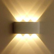 6W LED applique da parete per interni