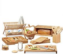 8x Accessori da Cucina, Set Starter Pack XXL,