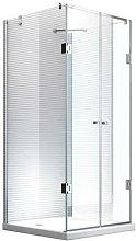 90x75x195cm Cabina doccia Ares - senza piatto