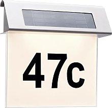 93765 Lampada solare per numero civico 0.2 W