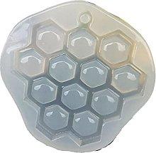 A nido d'ape Miele di Ape Ciondolo 3D in