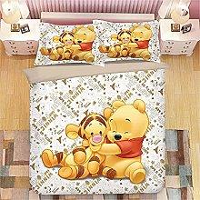 Aatensou Winnie the Pooh - Set di biancheria da