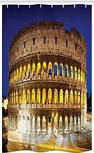 ABAKUHAUS il Colosseo Tenda da Doccia Stalla,