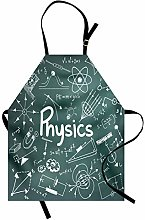 ABAKUHAUS Scuola Grembiule, Fisica e Matematica