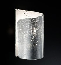 Abat-jour sn-papiro 0372 e27 led vetro decorato