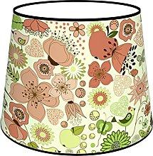 Abat-jours Conico Potie Sospensione, Multicolore