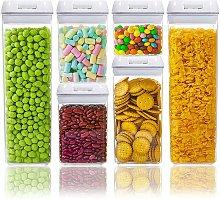 Abcrital - Scatole ermetiche per alimenti, set di