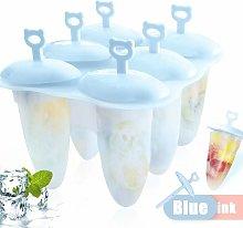 Abcrital - Stampo per gelato senza BPA, stampo in