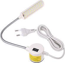 AC110-250V 6W 30LEDs Lampada da cucire per