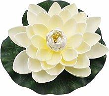 AchidistviQ-artificiale fiore di loto finto