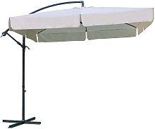 ACHILLES - ombrellone da giardino 2,5 x 2,5
