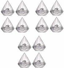 ACMEDE Forma di Diamante Scatola portaconfetti