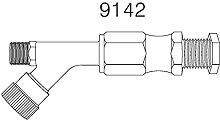 Acquastilla 110606 Rubinetto Originale Pucci 9142,