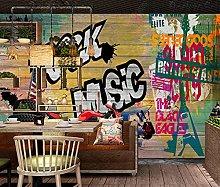 Adesivi da parete 3d Adesivo murale con foto di