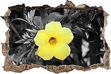 Adesivi da Parete 3D,straordinaria fioritura rara