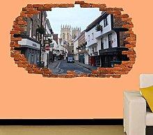 Adesivi da parete ADESIVI DA PARETE 3D ART