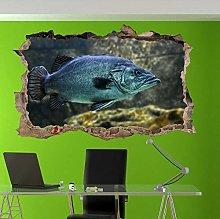 Adesivi da parete GIRAFFE ADESIVI DA PARETE 3D ART