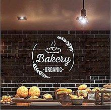 Adesivi da parete per cucina e caffè classici