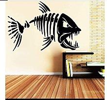Adesivi Di Design Da Parete Con Pesce Squalo Dai