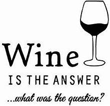 Adesivi Divertenti Da Cucina Adesivi Per Vino,