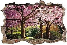 Adesivi murali - 3D - Murales Bellissimo albero di