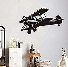 Adesivi murali Adesivi aerei da parete Decorazioni