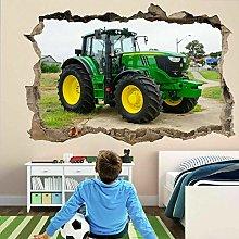 Adesivi murali Adesivi murali moderni per trattori
