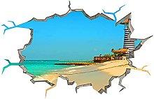Adesivi murali Adesivi murali Spiaggia Mare Sabbia