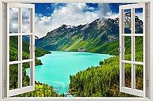 Adesivi murali Adesivo murale 3d adesivo per