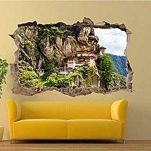 Adesivi Murali Adesivo murale Art 3D Poster