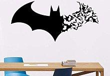 Adesivi Murali Adesivo Murale Batman Adesivo Logo