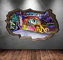 Adesivi Murali Adesivo murale con nome