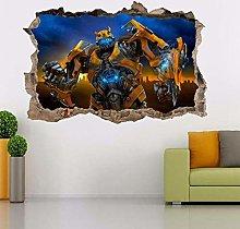 Adesivi Murali Adesivo murale grafico rimovibile