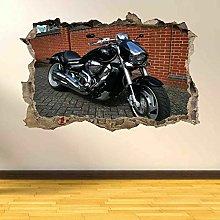 Adesivi Murali adesivo murale Moto Murale Art