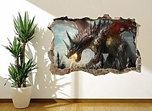 Adesivi Murali Adesivo murale per bambini Fantasy