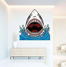 Adesivi Murali Adesivo murale per morso di pesce