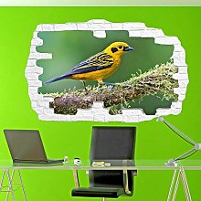 Adesivi Murali Albero uccello uccello adesivo da