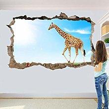 Adesivi Murali Animale Animale selvatico Adesivo