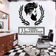 Adesivi Murali Barbiere Decorazioni Decorazioni