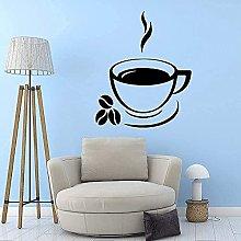 Adesivi Murali Caffè Accessori Per Decorazioni