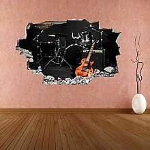 Adesivi Murali Decalcomania murale con adesivo da