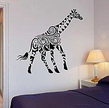 Adesivi Murali Decorazioni Per La Casa Giraffa