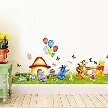 Adesivi murali dei cartoni animati per camerette