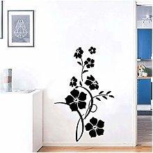 Adesivi murali fiori e fiori moderni Adesivo